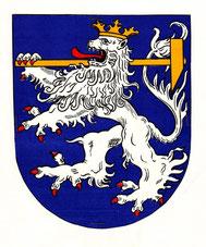 dudweiler wappen ab 26.08.1955
