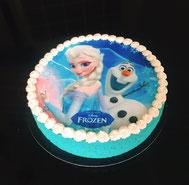Les gâteaux à thèmes