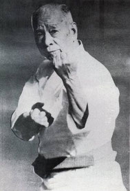 Chibana Choshin mit Meotode