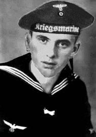 Rolf als Matrose 1944