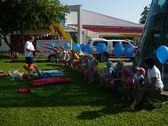 Kindergartensicherheitstag