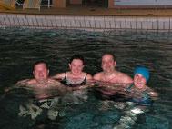 Erwachsenenschwimmkurse