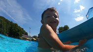 Anfänger Kinderschwimmkurse