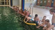 Anfänger Kinderschwimmkurs