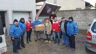 Hilfsprojekt  ÖLRG & ZSV