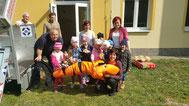 Hilfsprojekt Slowakei