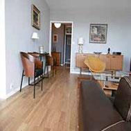 """Rénovation d'un appartement """"Résidence de France"""" au Havre (76)"""