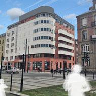Requalification des façades de l'immeuble 7171L au Havre (76)