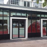 Remplacement de la véranda de l'école de la Mailleraye au Havre (76)