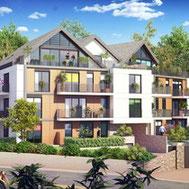 16 logements collectifs à Sainte Adresse (76)