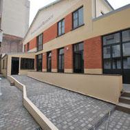 Restructuration d'une ancienne imprimerie à Paris 20e (75)