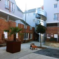 Ilôt Arquaise - 130 logements semi-collectifs à Fécamp (76)
