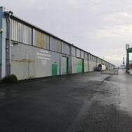 Extension du terminal de croisière - Hangar 12 au Havre (76)