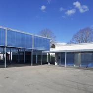 Réhabilitation du Collège Pierre Brossolette à Brionne (27) - Phase 2
