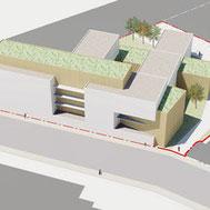Construction d'un immeuble de logements collectifs au Havre (76)