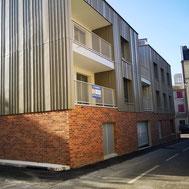 Construction d'un immeuble de 8 logements au Havre (76)
