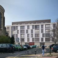 COURBET - 42 logements collectifs au Havre (76)