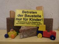 Ludwig Kötting Bad Münder Hannover, Baustellenschild