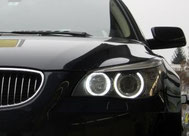 bmw angel eyes h8 new neu 40w 80w 40 watt