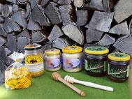 Winter-Märit Mülchi - AusstellerIn Sonja Grossenbacher, Koppigen, Honigprodukte