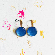 Circle Ohrhänger/Earrings Ø  12mm 35€ (Click foto to see all)