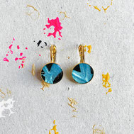 Circle Ohrhänger/Earrings Ø  10mm 29€ (Click foto to see all)