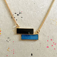 Doppelrectangular Ketten/Chains 39€ (Click foto to see all)