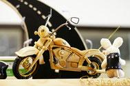 50時間かけてお作りしたバイク、 参考価格¥55000