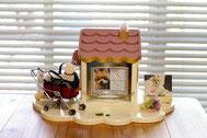 ペット仏壇・かわいいペット仏壇・手作りのペット仏壇・天使のおうち