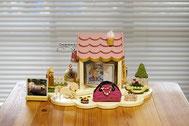 ペット仏壇・可愛いペット仏壇・天使のおうち