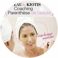 Coatch maquillage, soin du visage, bien-être du corps, conseils,beauté.