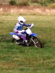 Initiation moto Haute Loire