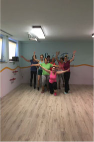 Ladies First Hamm Zumba Kurse machen Spass