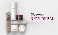 Reviderm skintelligence Produktpalette
