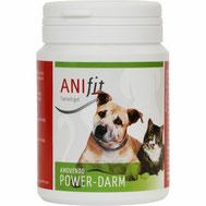 Power-Darm ist die natürliche Lösung für den geregelten Verdauungsablauf bei Hunden und Katzen.