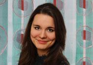 Projektmitarbeiterin Katharina Mück