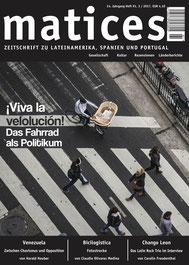 Matices 91: Viva la velolución! Das Fahrrad als Politikum