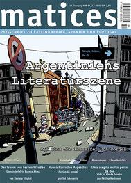 Matices 64: Argentiniens Literaturszene