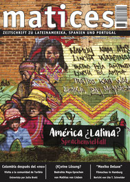 Matices 88: América ¿Latina? Sprachenvielfalt