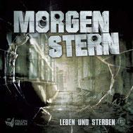 CD Cover Morgenstern Leben und Sterben
