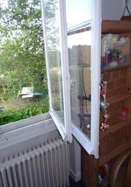 Il y a de l'amainate aussi dans certains joints de fenêtre