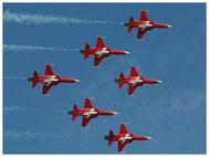 Aviatik, Airshows, Axalp, Fliegerschiessen