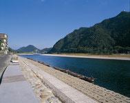 金華山。岐阜城。長良川。自然がいっぱい