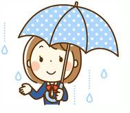 雨の日と頭痛の関係に関するブログ。大分別府 頭痛専門ここまろ調整院より