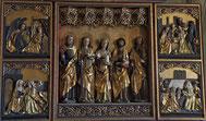 500 Jahre Flügelaltar, geöffnet
