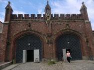 Brandenburger Tor - heute ein Museum in Königsberg