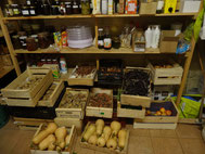 L'espace bénavole en cuisine
