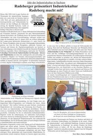 """""""die Radeberger"""" vom 31.1.2020"""