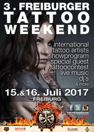Freiburger Tattoo Weekend Sandy P.Peng