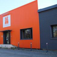Bardage des bâtiments Baillon en charpente métallique par ACMB 79, 86, 16 et 17